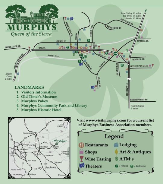 Murphys Map