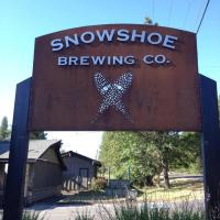 snowshoe sign