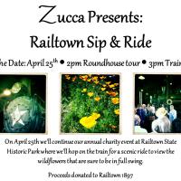 Zucca Railtown - Front