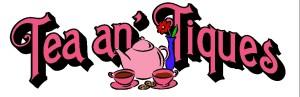 Tea an' TiquesLogoOnly