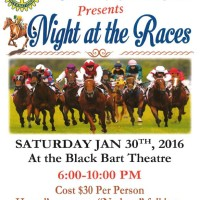 NIGHT AT THE RACES 2016