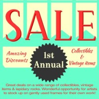 Ironstone_Collectibles_and_Vintage_Sale_poster