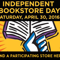 indpendent bookstore day