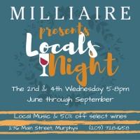 Locals Night