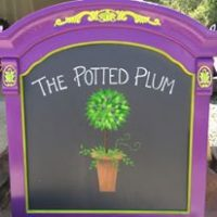 the-potted-plum-logo