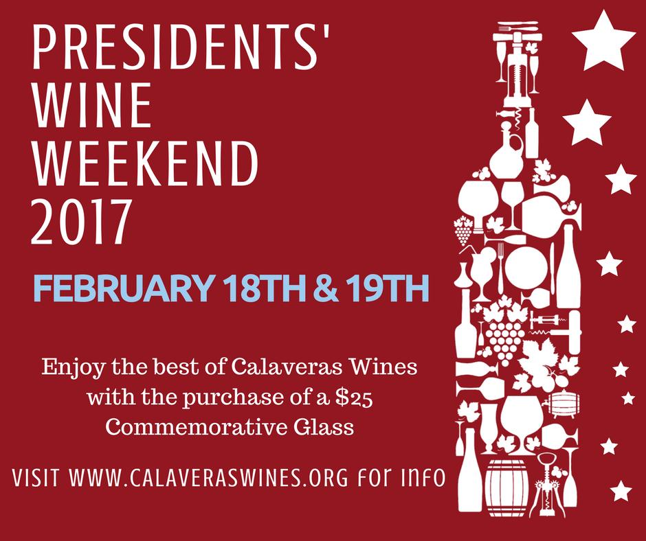 Presidents Day Wine Weekendmurphys California