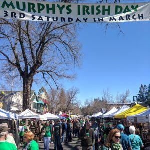 Thank You Irish Day Volunteers, Sponsors, Entertainers