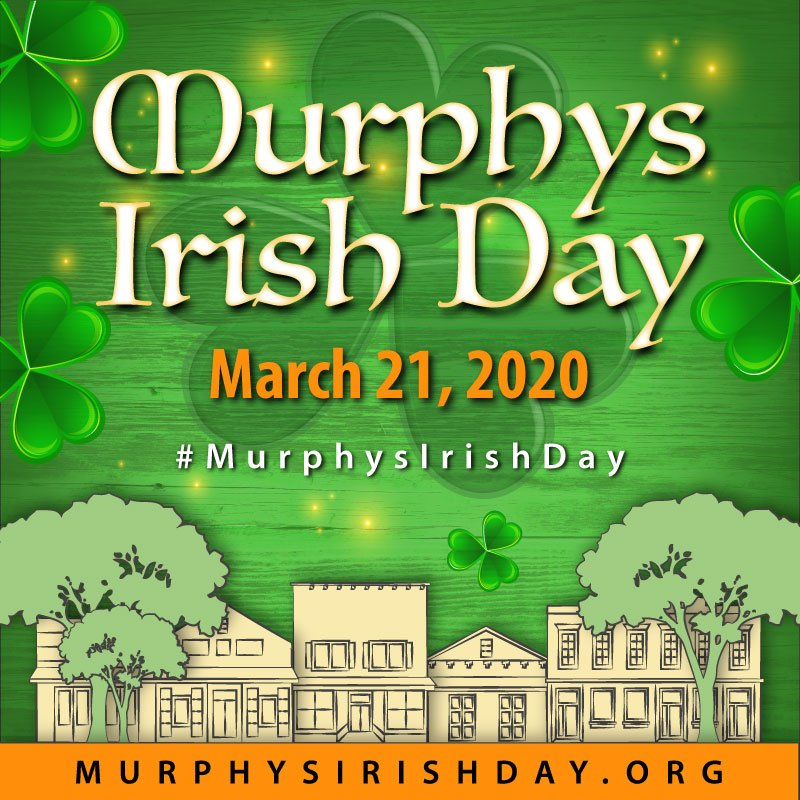 Murphys Irish Day 2020