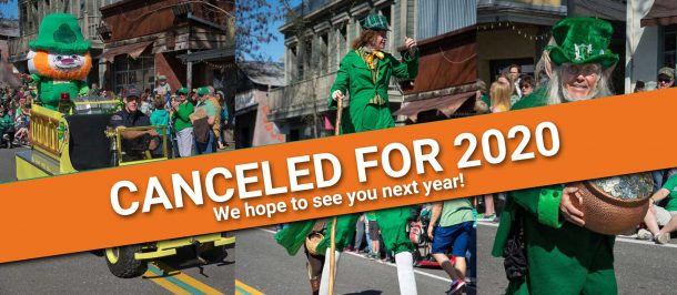 Murphys Irish Day Cancelled