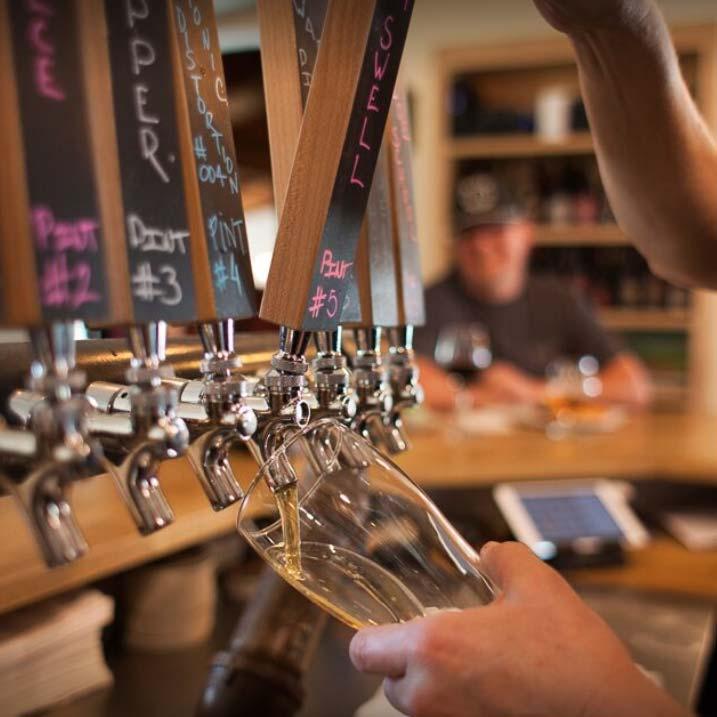 Beer Pubs & Tap Rooms