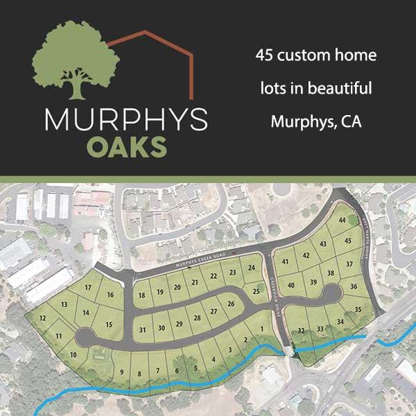 Murphys Oaks subdivision